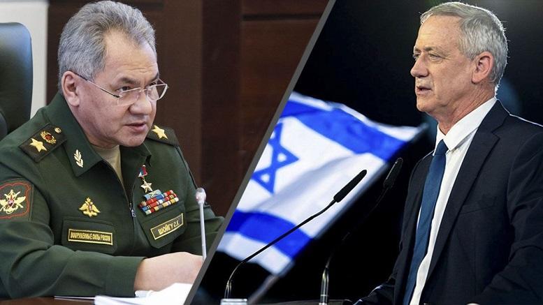 گفتوگوی وزیردفاع روسیه با همتای اسرائیلی خود