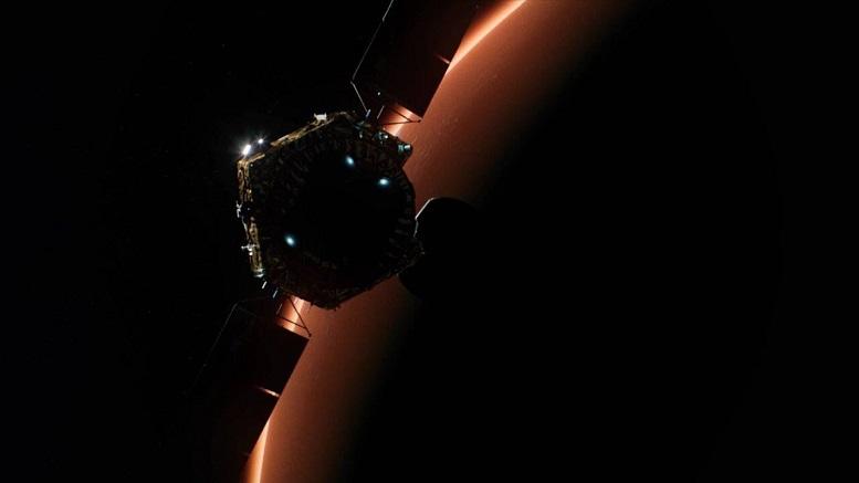 کاوشگر چین با موفقیت در مدار مریخ قرار گرفت