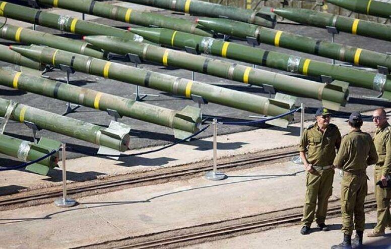 افشای فروش غیرقانونی موشکهای رژیم صهیونیستی