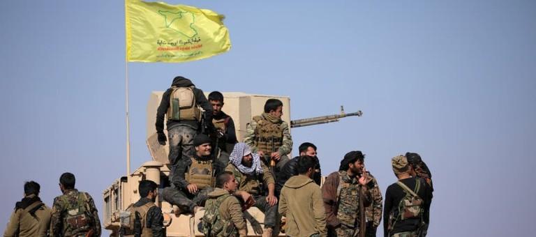 قتلى وجرحى من مسلحي قسد بهجمات متفرقة شمال سوريا