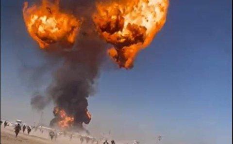 لحظه به لحظه انفجار در مرز ایران و افغانستان