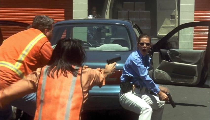 نمایش قدرت سهمگین پول مواد مخدر در «ترافیک»
