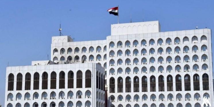 واکنش وزارت خارجه عراق به حمله راکتی اربیل