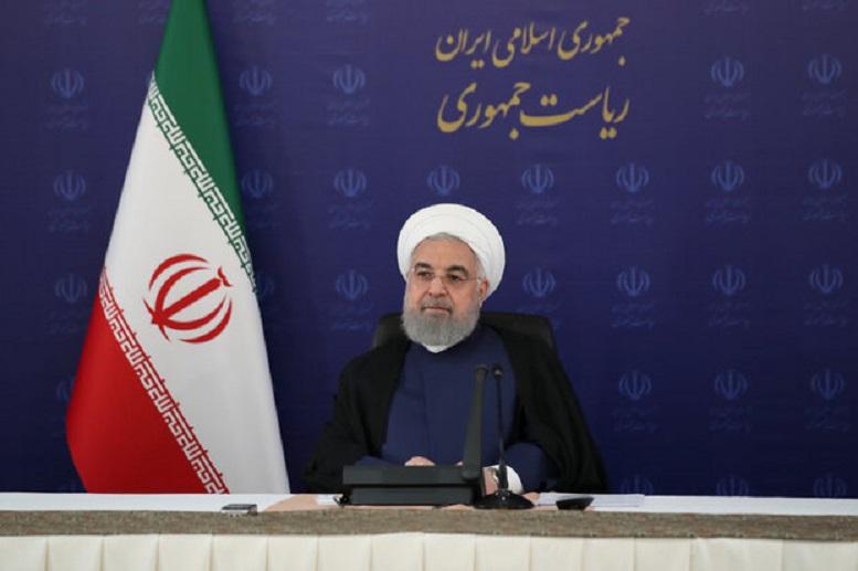 روحانی: ترامپ ۸ بار به من پیغام داد/ بازرسان آژانس را اخراج نمیکنیم/ ایران هیچ گاه دنبال سلاح هستهای نمیرود/ موشک و منطقه هرگز به برجام اضافه نخواهد شد