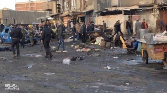 عملیات انتحاری در بغداد با ۳۰ کشته و بیش از ۸۰ زخمی| برکناری 5 تن از فرماندهان ارشد امنیتی عراق از سوی الکاظمی| حمله هوایی اسرائیل به استان حماه سوریه| تهدید یک نهاد حقوق بشری برای کشاندن محمد بن سلمان به دادگاه