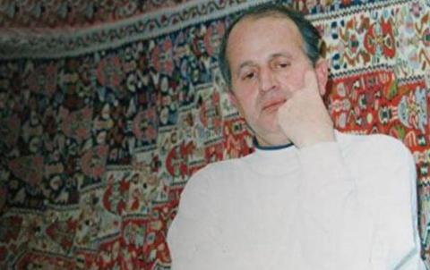 سرو سیمین ؛ ایرج بسطامی