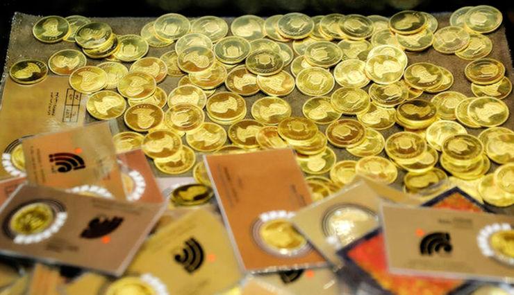 گزارش بازار طلا و سکه در کشور 99/11/05