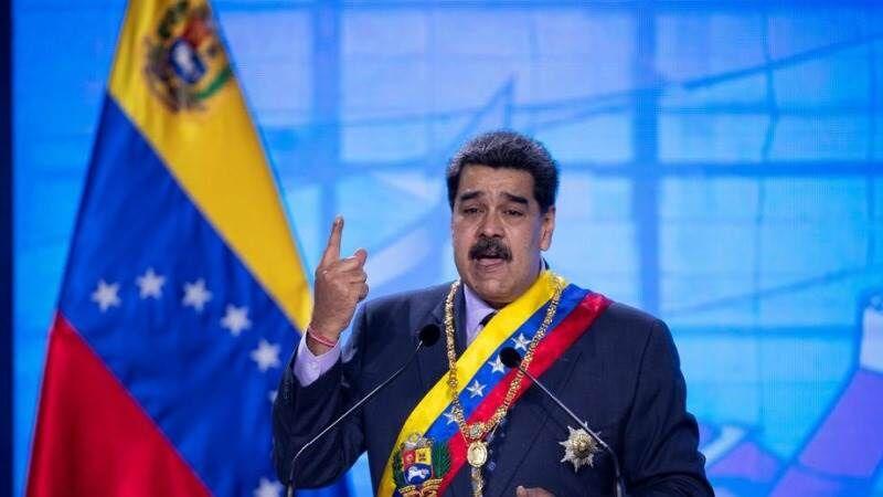 مادورو برای روابط کاراکاس با واشینگتن ابراز تمایل کرد