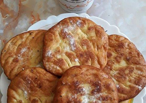 دستور پخت نان برساق