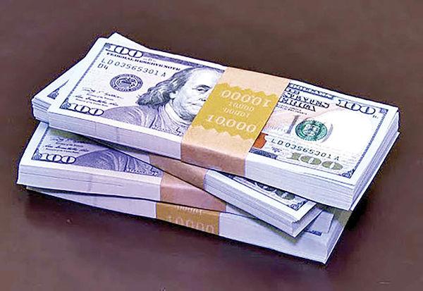 قیمت دلار در بازار امروز دوشنبه ۶ بهمن ماه ۹۹/ افزایش نرخ دلار صرافی ملی