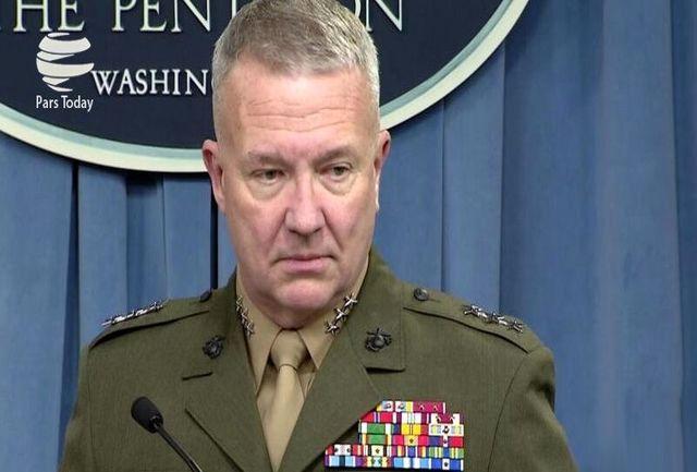 ژنرال مک کنزی: هدف ما جنگ نبود