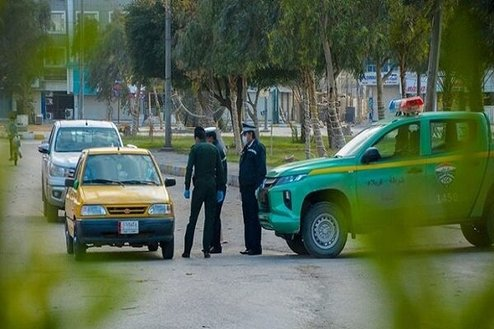 تدابیر امنیتی گسترده در کربلا