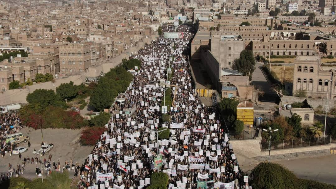افشای طرح بایدن برای گفتگوی مستقیم با ایران  اعلام معافیت تحریمی آمریکا علیه انصارالله یمن   تعویق افتتاح سفارت امارات در اسرائیل   اعتراضات گسترده در یمن علیه آمریکا