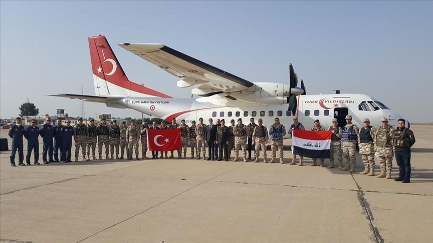 ترکیه مستشار نظامی به بغداد می فرستد