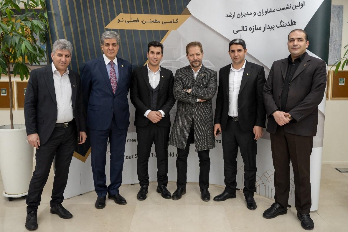 ساخت آپارتمانهایی بهسبک آینده در تهران