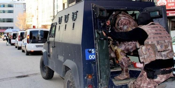 دستگیری ۱۴۶ مظنون به همکاری با داعش در ترکیه