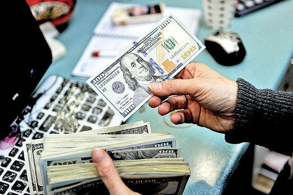 قیمت دلار در بازار امروز یکشنبه ۱۰ اسفندماه ۹۹/ کاهش ۵۰۰ تومانی دلار در یک روز
