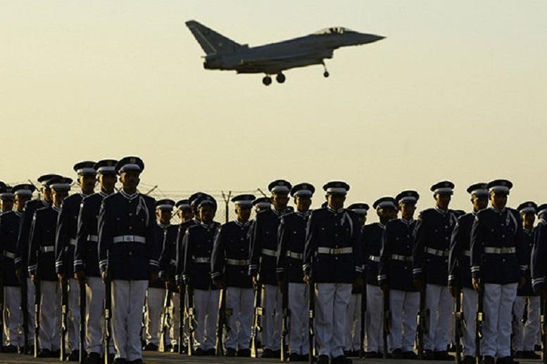 رزمایش مشترک هوایی آمریکا و عربستان سعودی