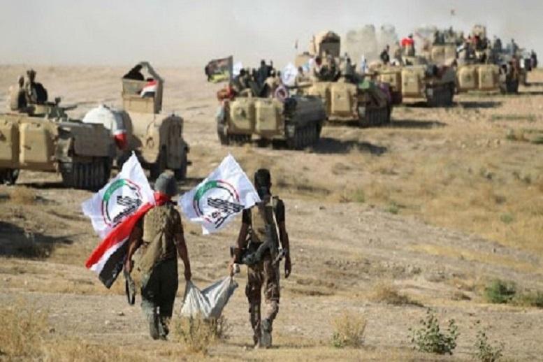 حشدشعبی: آمریکا به مواضع ما حمله کرد نه خاک سوریه