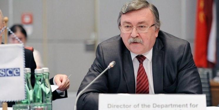 واکنش اولیانوف به قطعنامههای علیه ایران