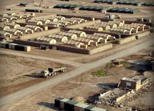 حمله راکتی جدید به پایگاه «عینالاسد» در عراق