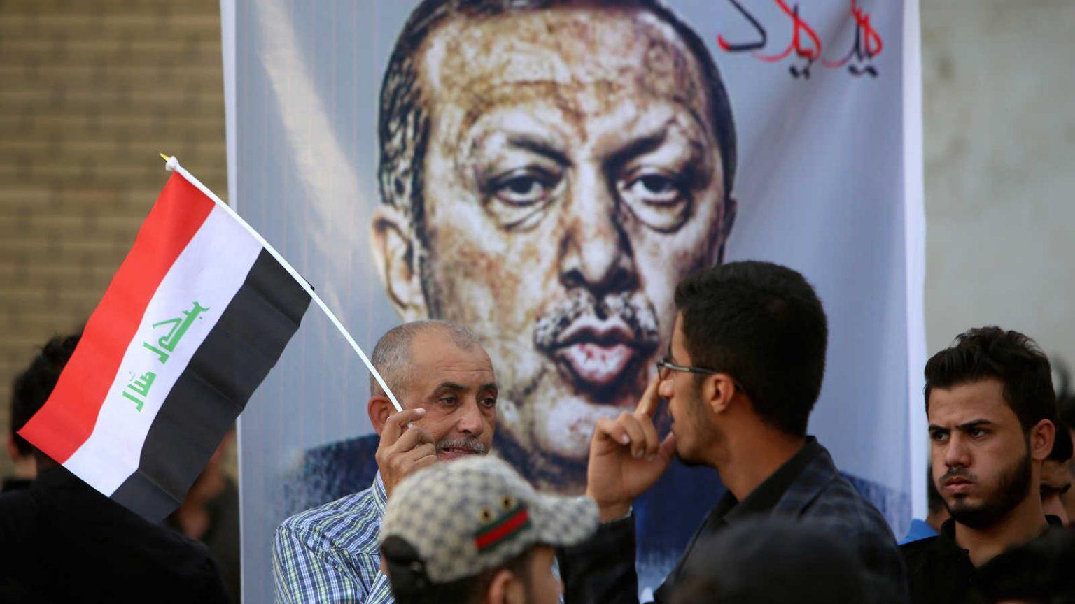 افزایش چالش ترکیه با ایران در سنجار عراق