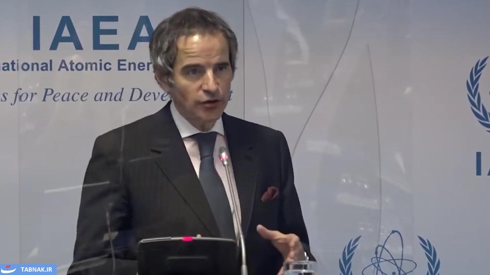 النمسا | مدير الوكالة الدولية للطاقة الذرية يعلن عن اجتماع مرتقب مع طهران: نيتي الوصول لنتائج مرضية