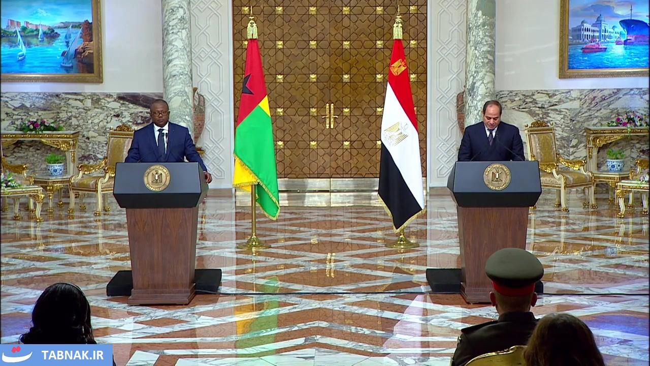 مصر | السيسي يجدد موقفه بشأن اتفاق سد النهضة: حريصون على الاتفاق العادل والملزم لملء وتشغيل السد