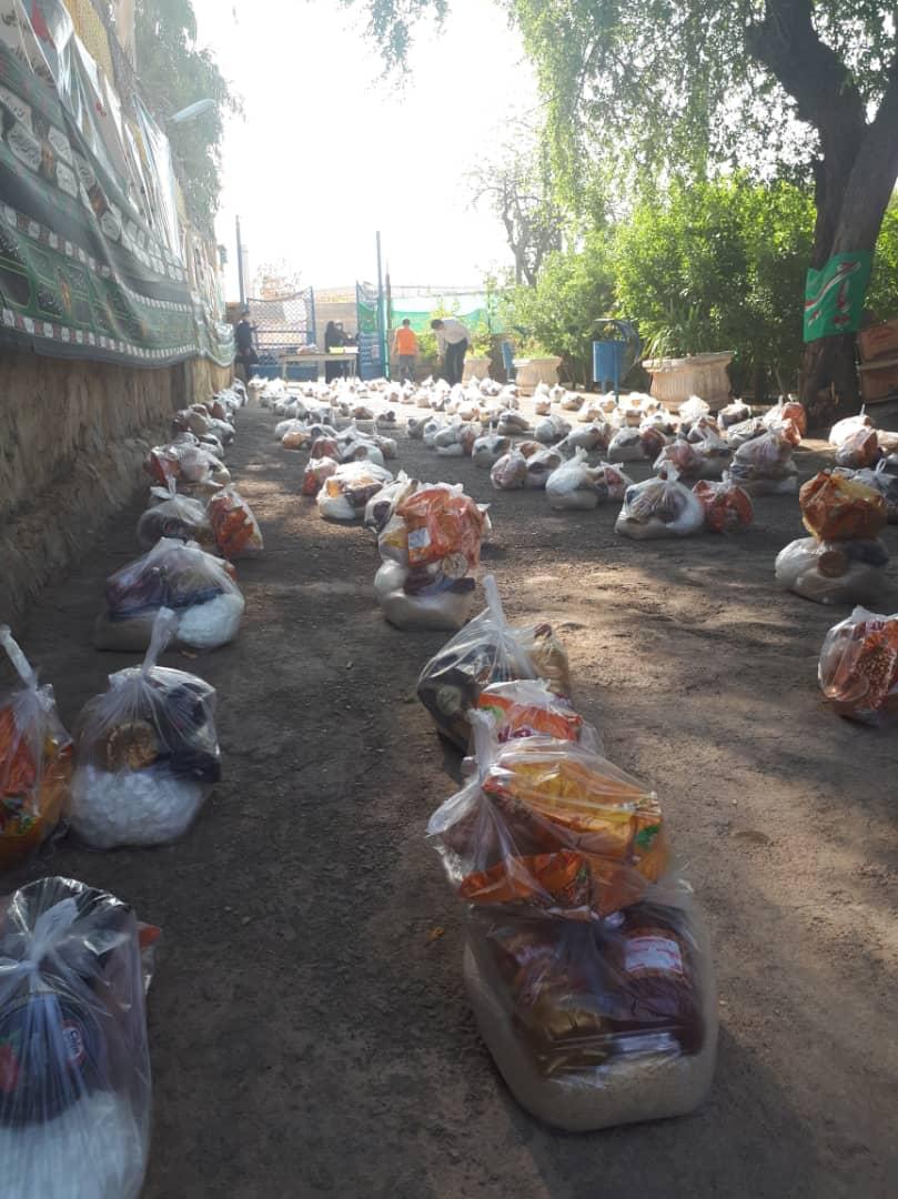 دعوت به همکاری درتهیه موا غذایی ۲۰۰۰ خانوار محروم