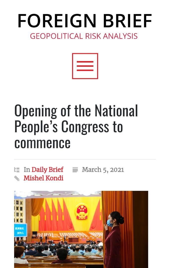 وعده ترکیه برای خوشحال کردن آمریکا| ادامه اعتراضات در میانمار همزمان با تحریم اروپا و آمریکا| ورود پاپ به بغداد با استقبال نخست وزیر عراق| آغاز نشست سالانه کنگره ملی خلق چین