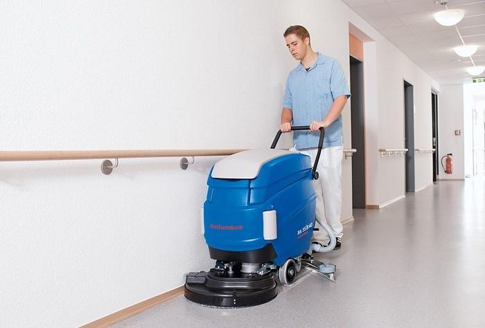 بیمارستان چگونه نظافت می شود؟