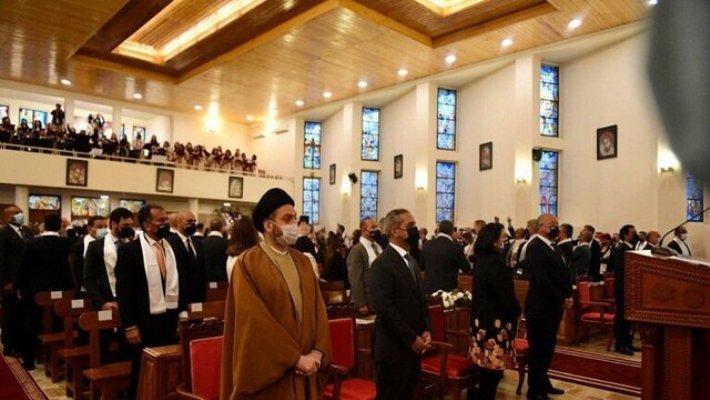 سفر پاپ در مسیر بازگرداندن جایگاه دینی عراق است
