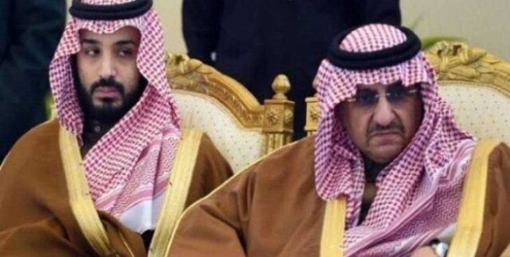 فشار آمریکا به عربستان برای آزای ولیعهد پیشین سعودی