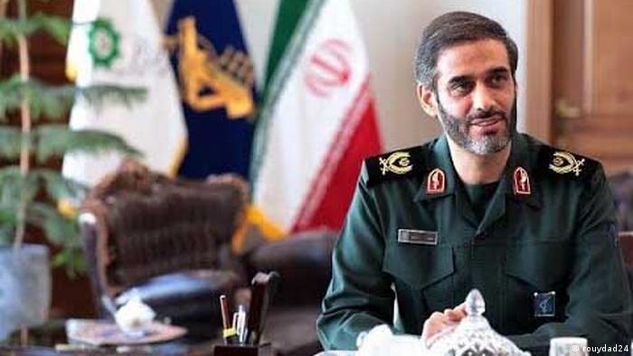 سردار سعید محمد اعلام کاندیداتوری کرد