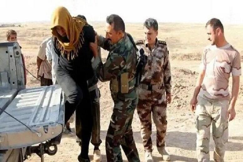 دستگیری حامی مالی اصلی داعش در دیالی عراق
