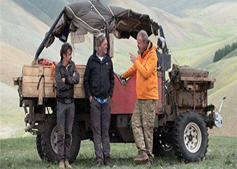 عبور از طبیعت وحشی مغولستان با خودرو دستساز