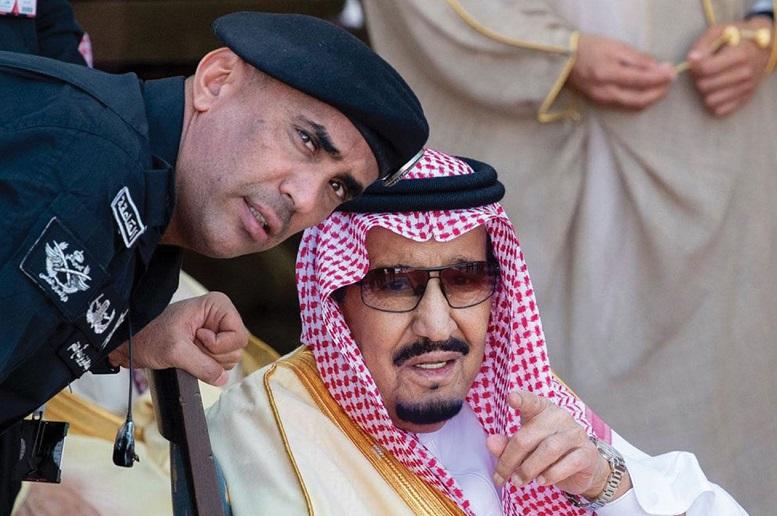 برکناری چند مقام کلیدی دولت سعودی