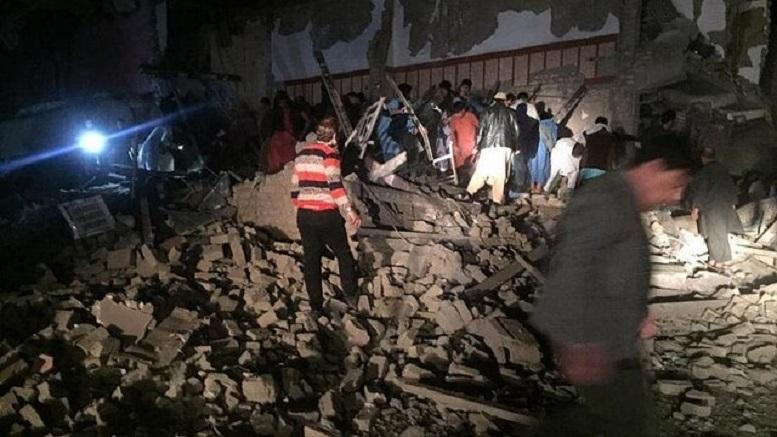 انفجار در هرات با بیش از ۵۰ کشته و زخمی