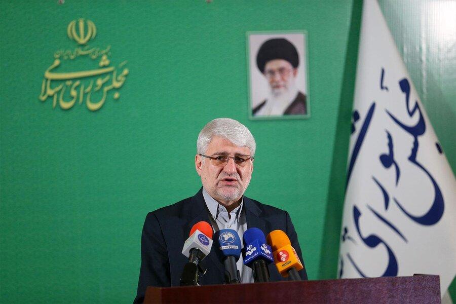 پاسخ سخنگوی هیات رئیسه مجلس به انتقادات روحانی