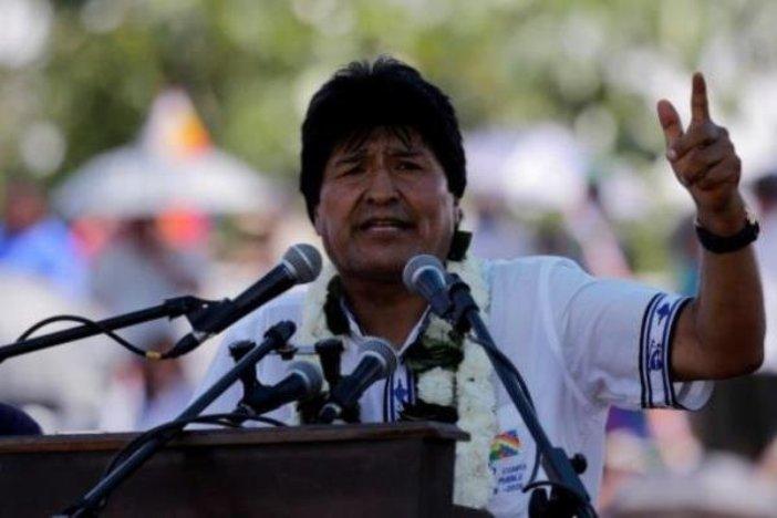 مورالس: کودتاچیان در بولیوی باید مجازات شوند