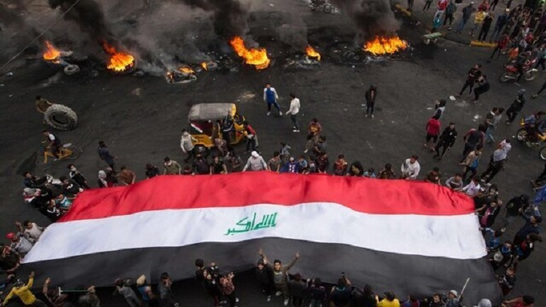نجف و بابل ناآرام شد؛ معترضان زخمی شدند