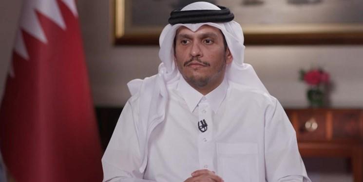 گفتوگوی وزیر خارجه قطر با «زلمای خلیلزاد»