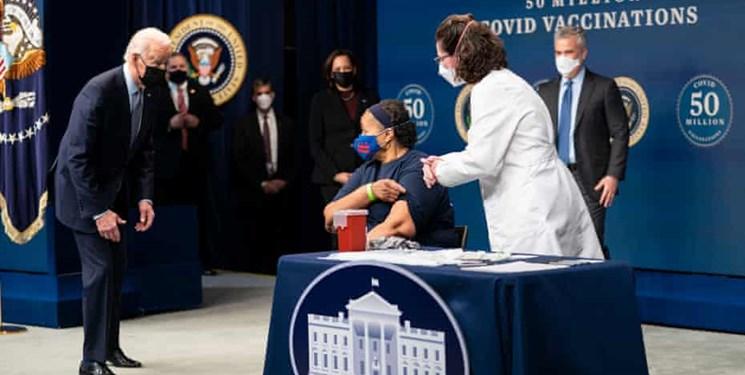 افزایش انتقادها از آمریکا بهخاطر ذخیرهسازی واکسن کرونا
