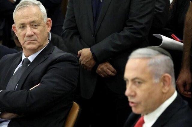 """وزیر دفاع اسرائیل نتانیاهو را """"آشغال"""" خواند"""