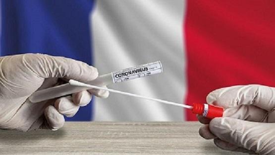 گونه جدید کرونا در فرانسه با تشخیص سخت تر