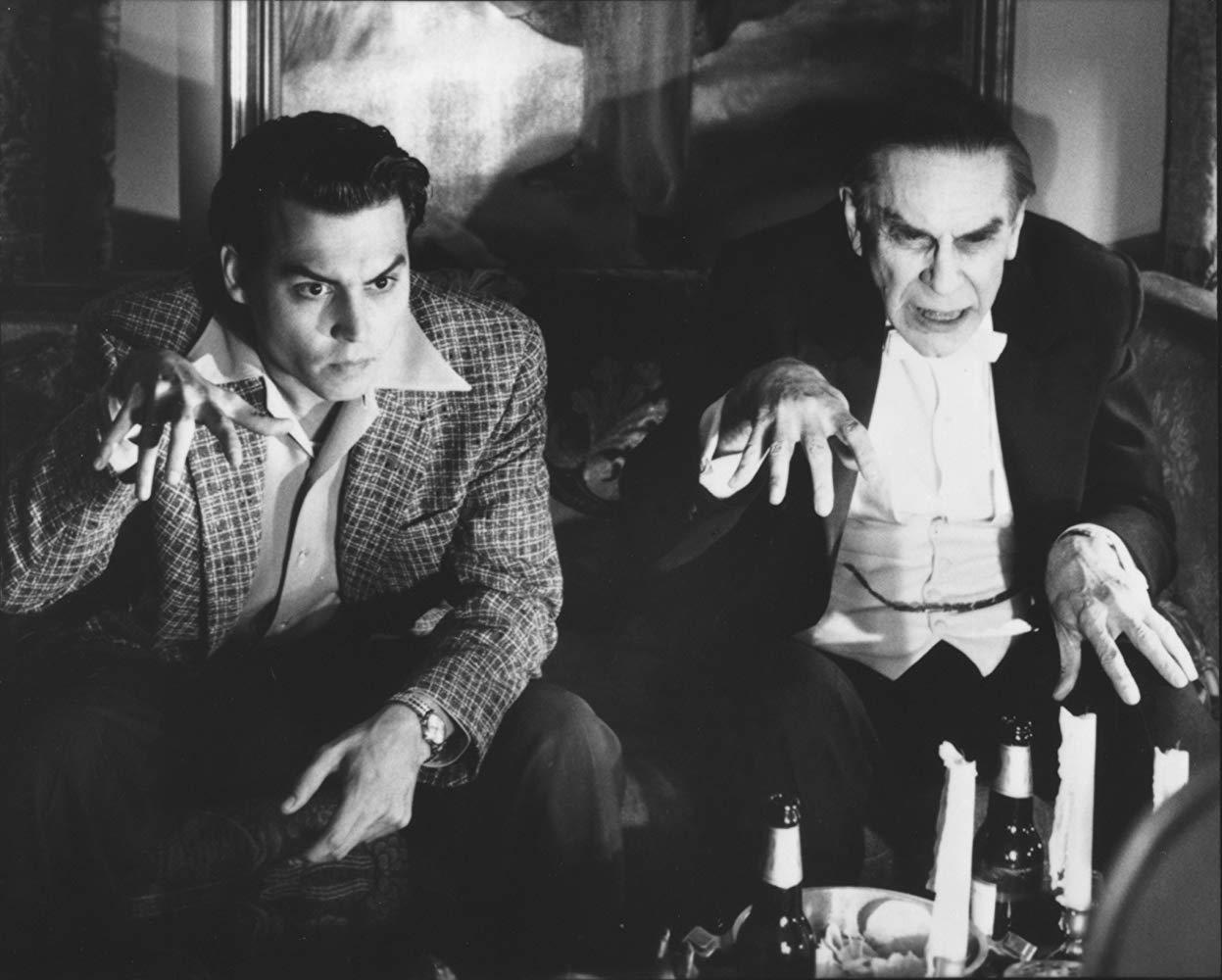 «اد وود»، ادای دین تیم برتون به یاد بدترین فیلمساز تاریخ!