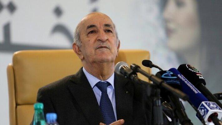 رئیسجمهور الجزایر مجلس مردمی ملی را منحل کرد