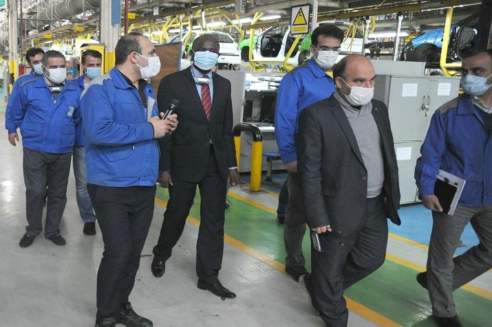 توسعه ناوگان حمل و نقل سنگال با محصولات ایرانی - تابناک | TABNAK