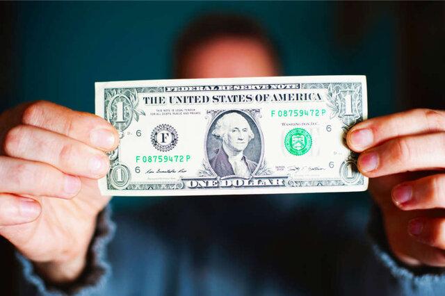 قیمت دلار در بازار امروز دوشنبه چهارم اسفندماه ۹۹/ ادامه نوسان دلار کانال ۲۴/ نرخ رسمی چه تغییری کرد؟
