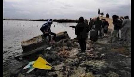 غرق شدن یک کشتی تفریحی در اسکندریه مصر